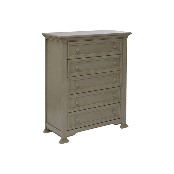 Medford 5 Drawer Chest by Centennial