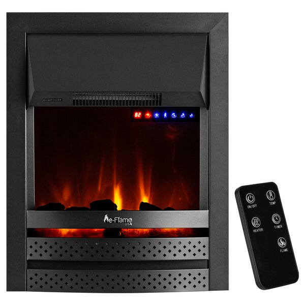 Ebern Designs Electric Fireplaces Stoves