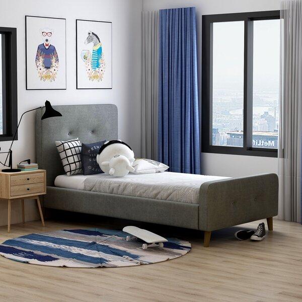 Mica Upholstered Platform Bed by Langley Street™