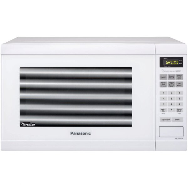 21 1.2 cu.ft. Countertop Microwave by Panasonic®