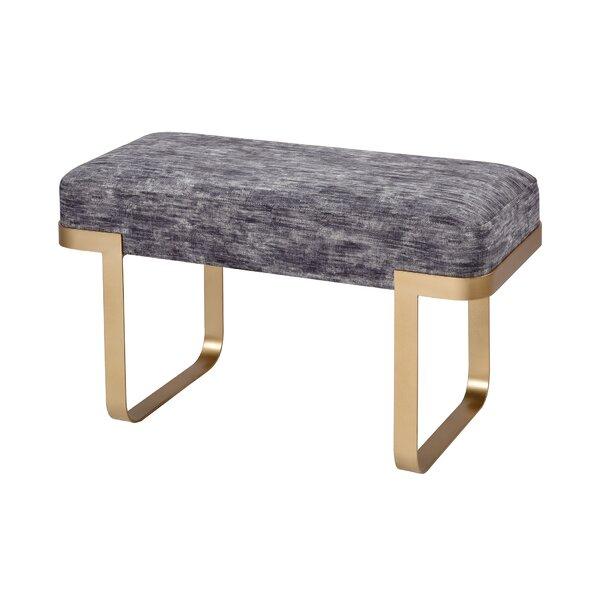 Andesine Metal Bench By Mercer41