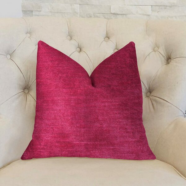 Molloy Luxury Throw Pillow by Bloomsbury Market