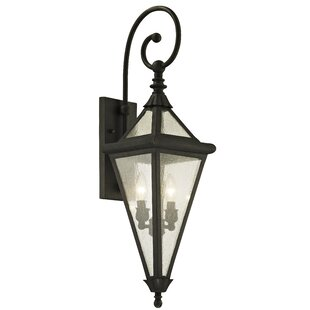 Read Reviews Nautilus 2-Light Outdoor Wall Lantern By Darby Home Co