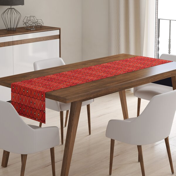 Crestview Table Runner by Bloomsbury Market