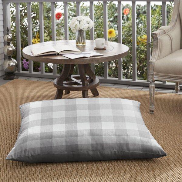 Beddows Buffalo Outdoor Floor Pillow by Mozaic Company