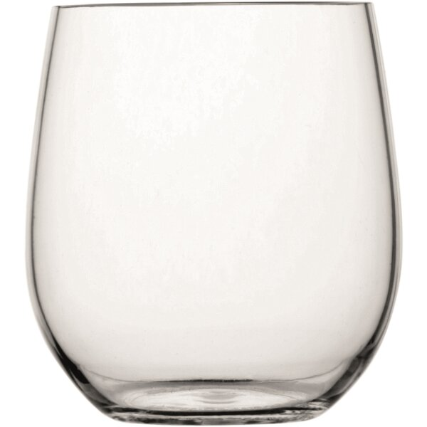 Tritan Clear Water Glass (Set of 6) by MB Coastal Designs