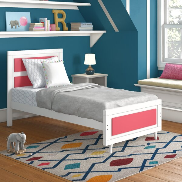 Dealba Platform Bed by Mack & Milo
