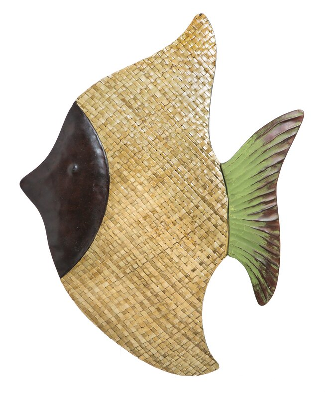 Exelent Ceramic Fish Wall Art Component - Wall Art Collections ...