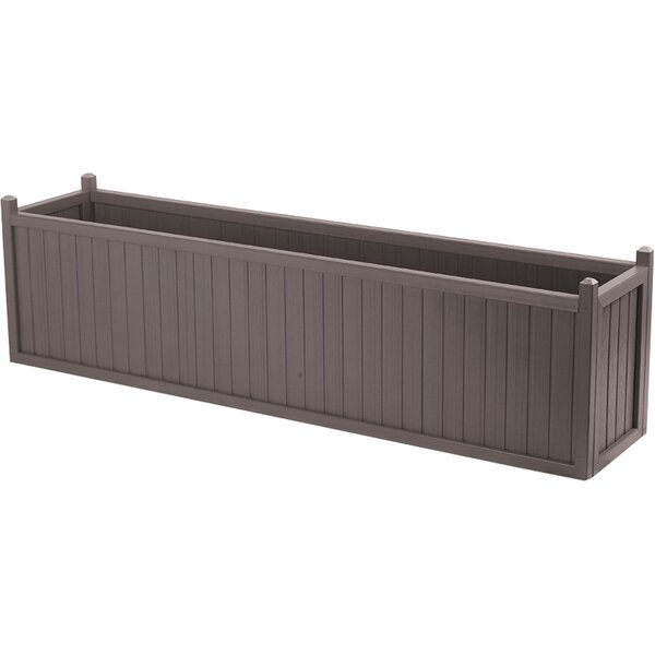 Plastic Planter Box by Cal Designs