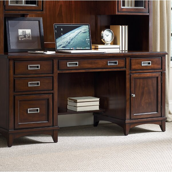 Latitude Computer Credenza Desk by Hooker Furniture