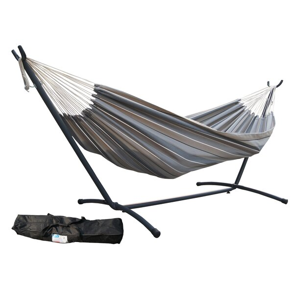 Sunbrella Hammock with Stand by Aura Outdoor Products