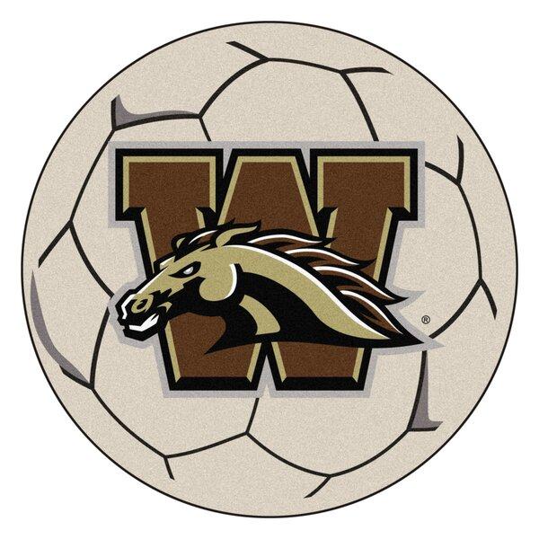 NCAA Western Michigan University Soccer Ball by FANMATS