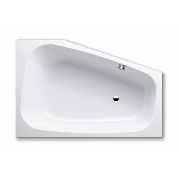 Grando Duo 71 x 47 Soaking Bathtub by Kaldewei