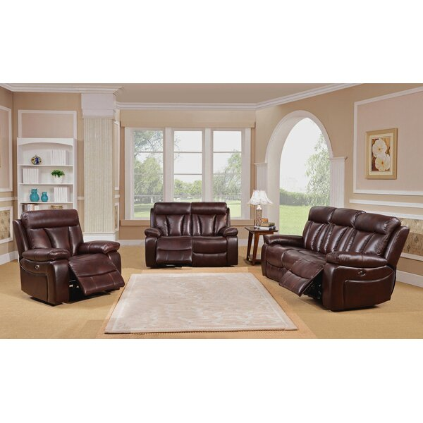 #1 Lenny Reclining Configurable Living Room Set By Red Barrel Studio Discount