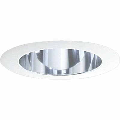 Deep Cone 4.4 Recessed Trim by Progress Lighting