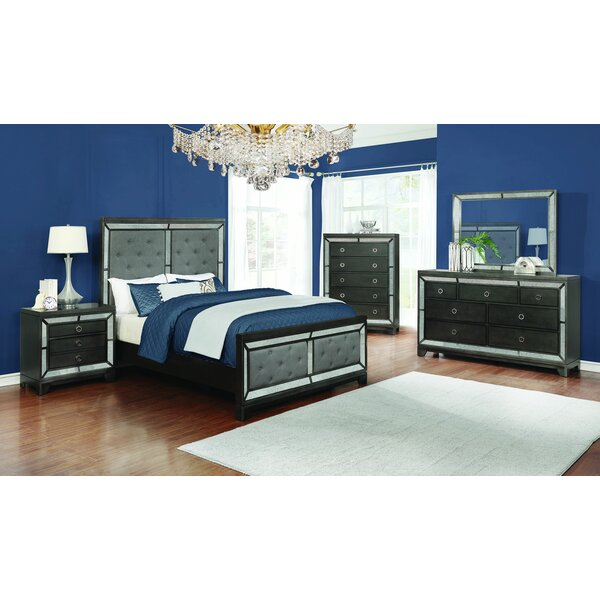 Witzel Standard Solid Wood Configurable Bedroom Set by Rosdorf Park