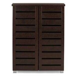 Merveilleux 15 Pair Shoe Storage Cabinet
