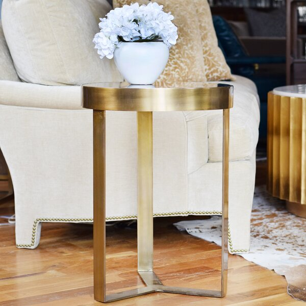 Mong End Table by Brayden Studio