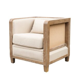Lilly Club Chair by One Allium Way