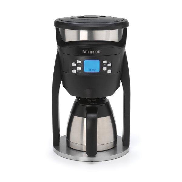 Brazen Plus Temperature Control Coffee Maker by Behmor