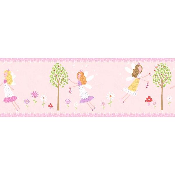 Fun4Walls Fairy Garden Wall Mural by WallPops!