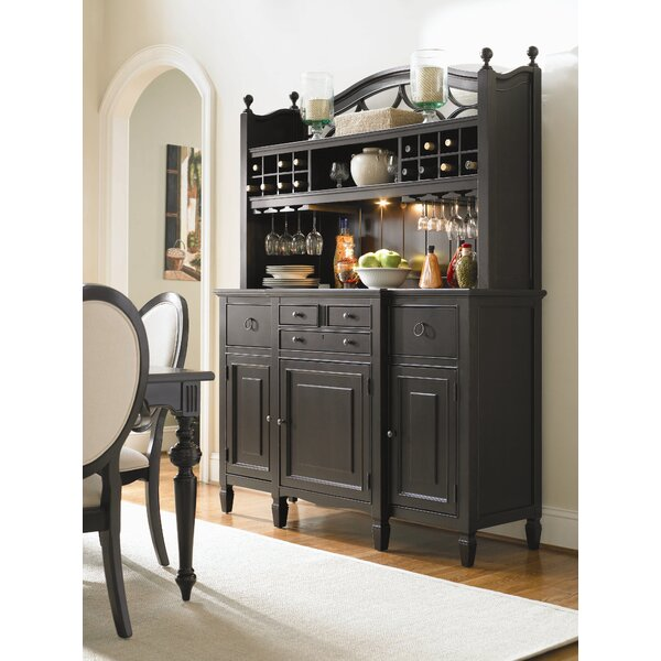Payton China Cabinet by Canora Grey