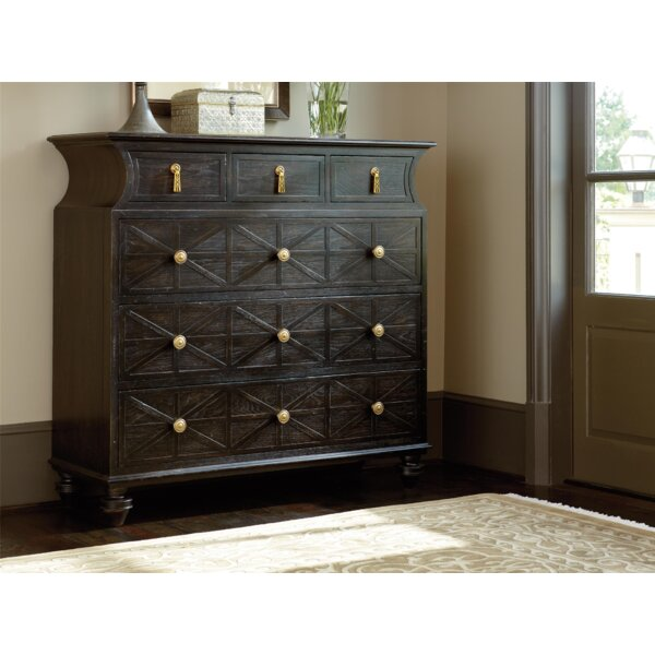 De Forest 6 Drawer Chest by Fine Furniture Design