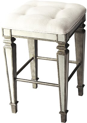 Masterpiece 30 Bar Stool by House of Hampton