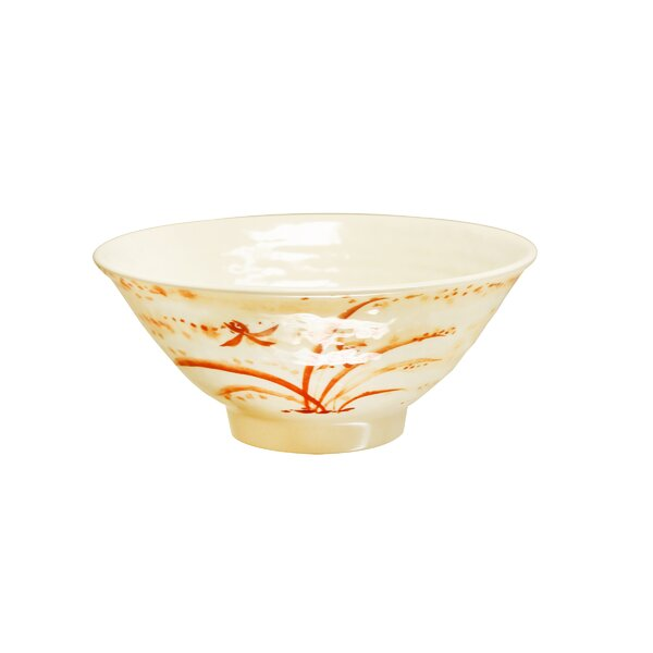 Herrera 16 oz. Melamine Soup Bowl (Set of 12) by Bloomsbury Market