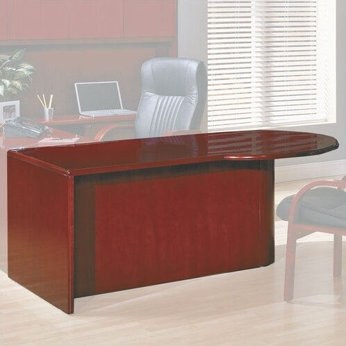 Jusino Peninsula U-Shape Desk Shell