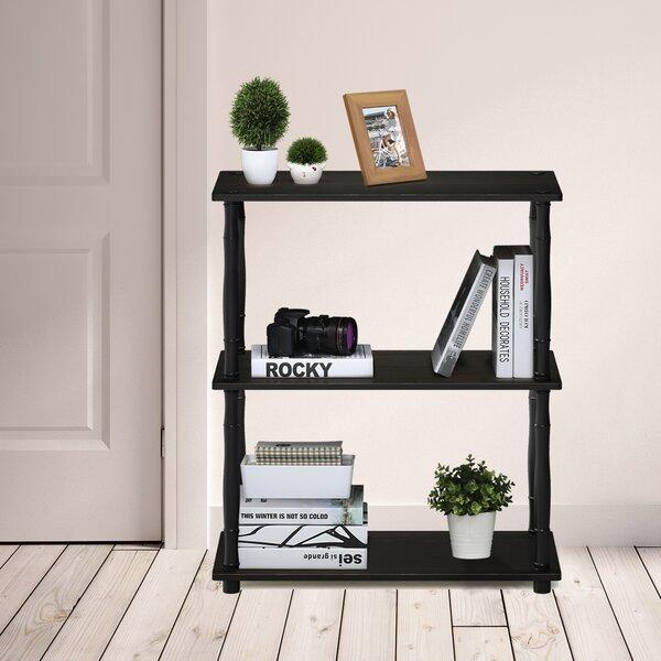 Silas 3 Tier Etagere Bookcase By Ebern Designs