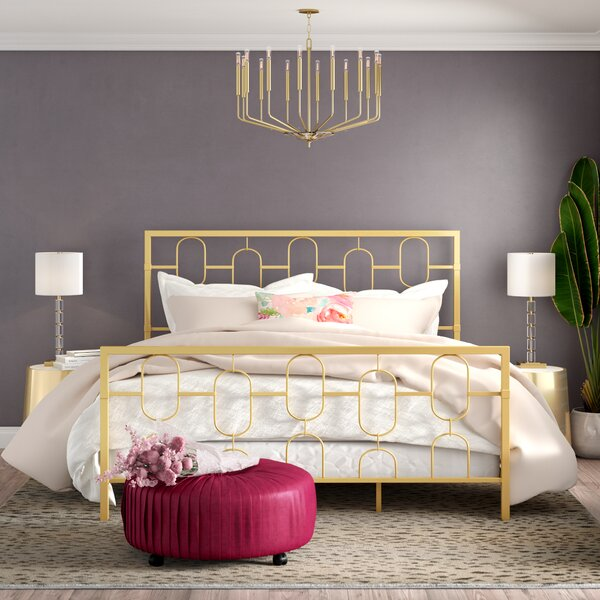 Wolak Standard Bed By Mercer41 2019 Online