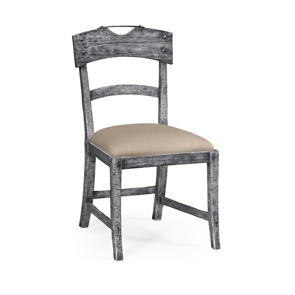 Upholstered Dining Chair (Set of 2) by Jonathan Charles Fine Furniture
