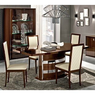 Otterburn 5 Piece Extendable Dining Set By Orren Ellis