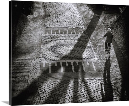 Shadow by Henk Van Maastricht Photographic Print on Canvas by Canvas On Demand