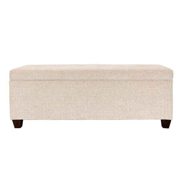 Lamanna Upholstered Storage Bench by Alcott Hill Alcott Hill