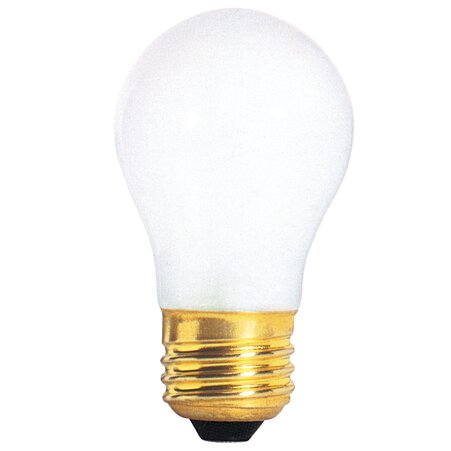 Frosted 130-Volt Incandescent Light Bulb (Set of 33) by Bulbrite Industries