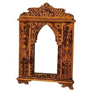 Brown Wall Mirror moroccan mirror | wayfair