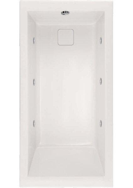 Designer Marlie 60 x 36 Whirlpool Bathtub by Hydro Systems
