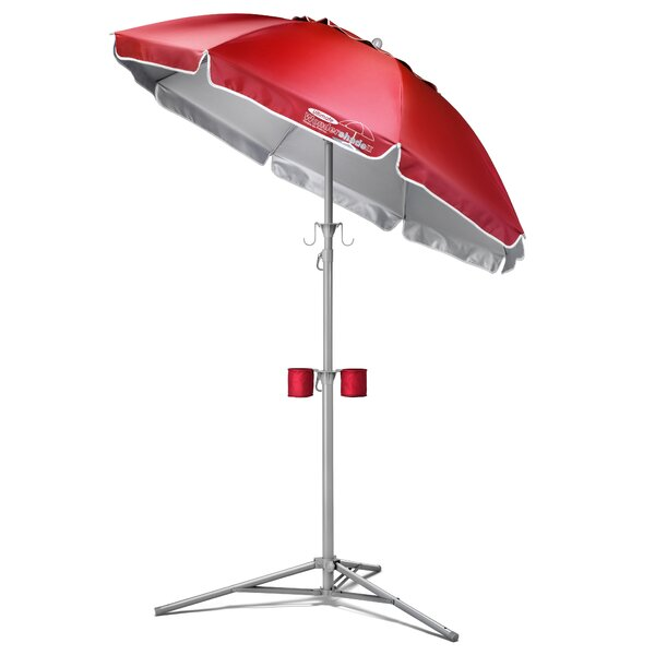 Alondra Ultimate Wondershade 5' Beach Umbrella By Freeport Park