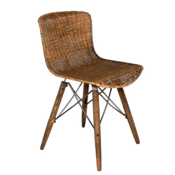 Guzman Patio Chair (Set of 2) by Bay Isle Home