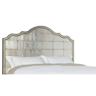 Look for Arabella 5/0 Mirrored Panel Headboard ByHooker Furniture
