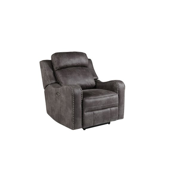 Candida Glider Recliner by Williston Forge