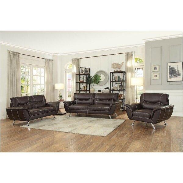 Belva Configurable Living Room Set by Orren Ellis