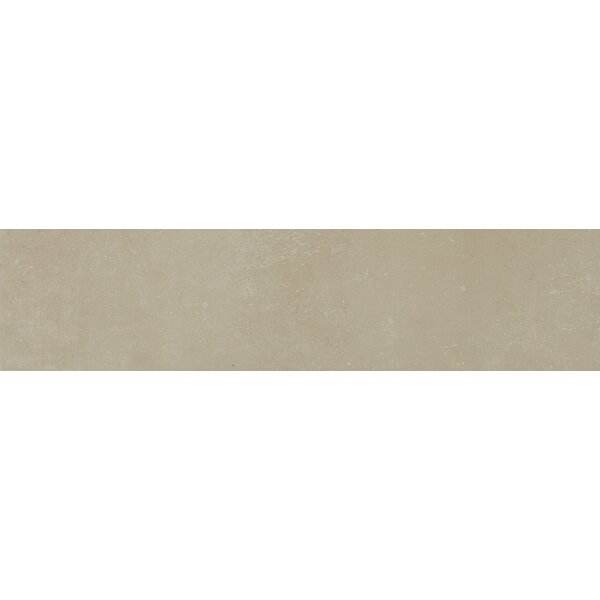 Fairfield 6 x 24 Porcelain Field Tile in Cream by Itona Tile