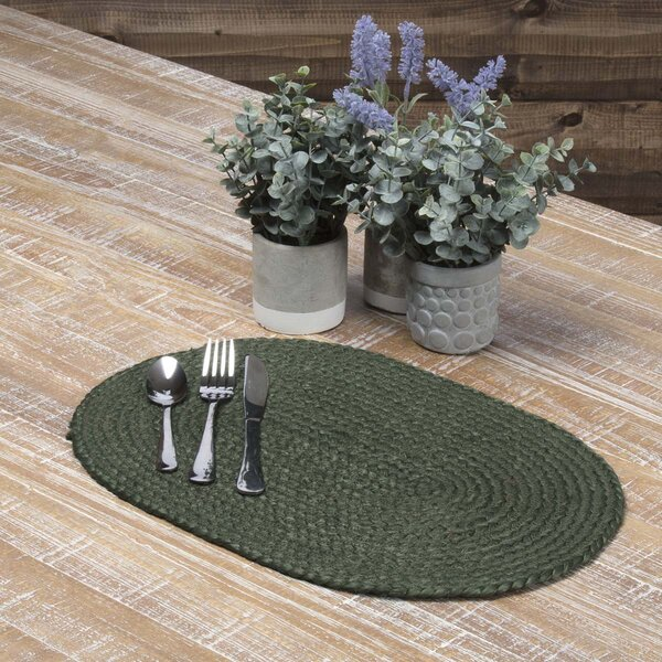 Dubois Cypress Oval Placemat (Set of 6) by Loon Peak