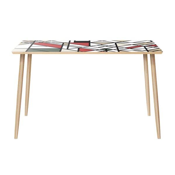 Leana Dining Table by Brayden Studio