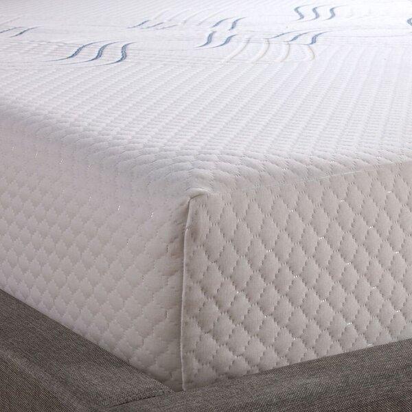 8 Sealy Wave Medium Memory Foam Mattress by Sealy
