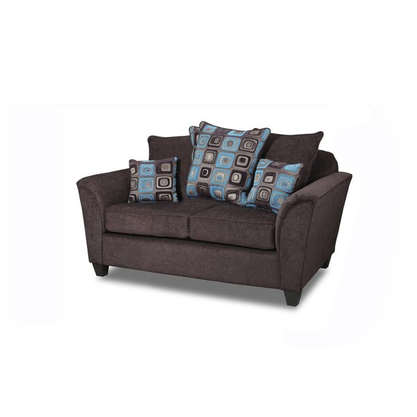 Claireville Loveseat by Ebern Designs