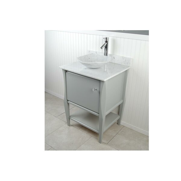 Sahara 24 Single Vanity Set by D'Vontz
